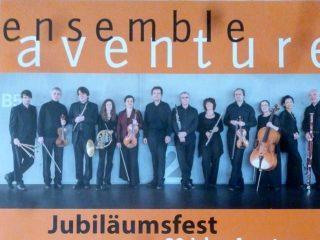 Jubiläumsfest : 30 Jahre Ensemble Aventure